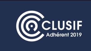 Adhérent CLUSIF 2019